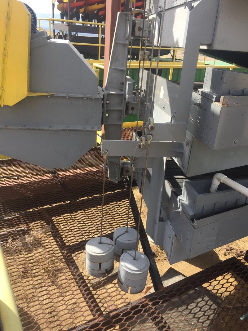 DEISTER 999 SHAKER TABLES - Global Mining Equipment
